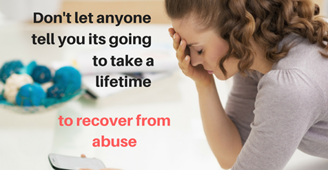 Abuse is Not a Life Sentence